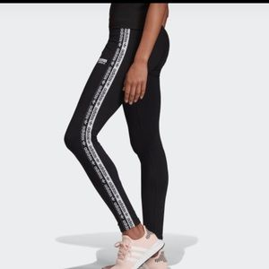 🎁 NWT Adidas Originals Tape Tights